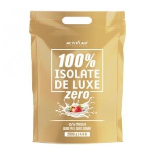 100% ISOLATE DE LUXE ZERO