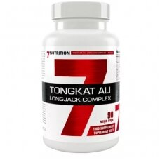 7NUTRITION TONGKAT ALI – LONGJACK COMPLEX 90 CAPS