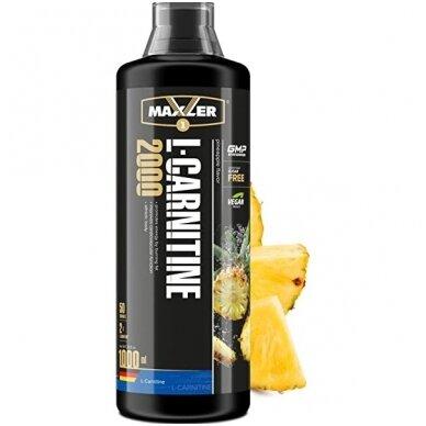 Maxler L-Carnitine 2000 Bottle 1000 ml
