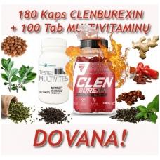 CLENBUREXIN 180kaps + MULTIVITES 100tab