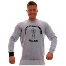 MPP Clothing Jumper Grey/Black