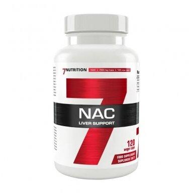 NAC 700mg – 120 vege caps