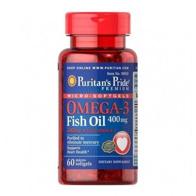 Omega-3 Fish Oil 400 mg
