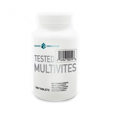Tested MULTIVITES