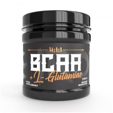 The Iron X BCAA + L-Glutamine 2