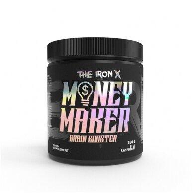 The Iron X Money Maker Brain Booster 260g